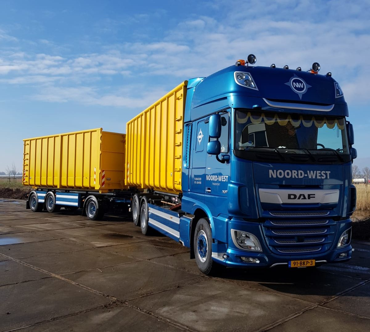 Noord-West Transport neemt FOBO Ultra op de proef 1