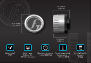 Fobo Tire 2 Sensor 4
