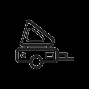 FOBO Tire 2 - Aanhanger/vouwwagen pakket - 2 Sensoren