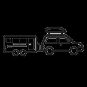 FOBO Tire 2 - caravan + auto pakket - 8 Sensoren 1