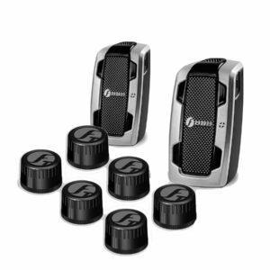 FOBO Tire 2 - paardentrailer auto pakket - 6 Sensoren 1