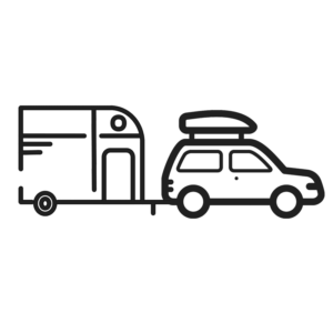 FOBO Tire 2 - paardentrailer pakket - 4 Sensoren 2